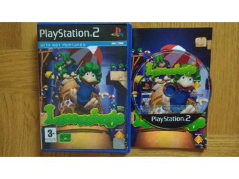 PlayStation 2/PS2: Lemmings
