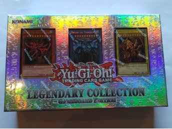 Yu gi oh legendary Collection 1, NY!