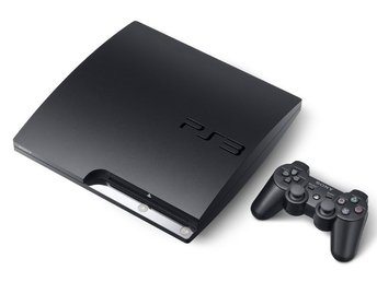 Playstation 3 Slim - 160 GB (Beg)