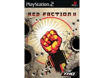 Red Faction 2 - Playstation 2 PS2