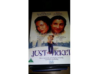 Just the Ticket  Andie MacDowell, Andy Garcia