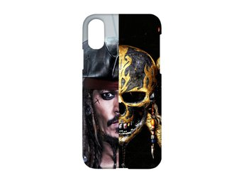 Pirates of the Caribbean iPhone XS Max Skal