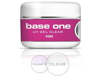 Silcare - Base One - Builder - Clear - 100 gram