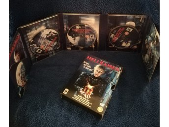 Hellraiser - 4 Disc Box Set DVD * Anchor Bay *