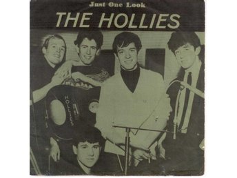 "HOLLIES - Just One Look  7"" Singel  Sverige"