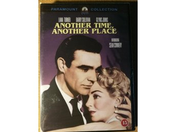 KÄRLEK & FRUKTAN (1958) NY DVD sve text Sean Connery, Turner ANOTHER TIME, PLACE