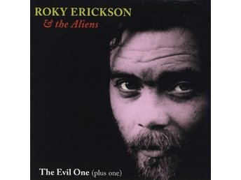 CD -Roky Erickson & The Aliens ‎– The Evil One (Plus One)