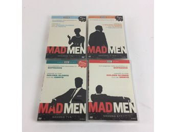 Noble Entertainment, TV-serie, Mad Men Season 1-4