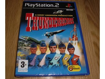 PS2: Thunderbirds (ny)