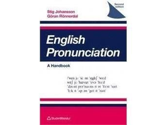 English pronounciation (Johansson-Rönnedal) - Göteborg - English pronounciation (Johansson-Rönnedal) - Göteborg