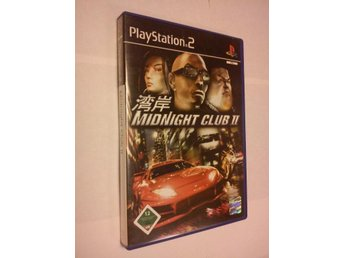 PS2: Midnight Club II (2)