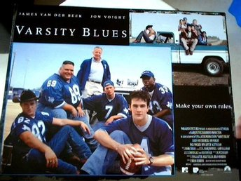 VARSITY BLUES James Van Der Beek,Jon Voight ÅR 1999 FOTO   2