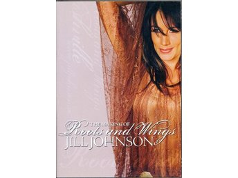 Jill Johnson Roots and Wings  DVD
