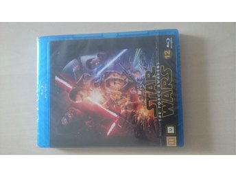 Bluray Star Wars The Force Awakens - Ny och inplastad - Lyckeby - Bluray Star Wars The Force Awakens - Ny och inplastad - Lyckeby