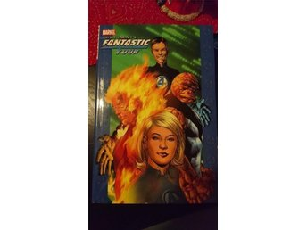 Marvel comics Ultimate fantastic four
