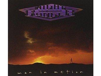 Night Ranger - Man In Motion (1988) CD, MCA Records – MCAD-6238, New - Ekerö - Night Ranger - Man In Motion (1988) CD, MCA Records – MCAD-6238, New - Ekerö