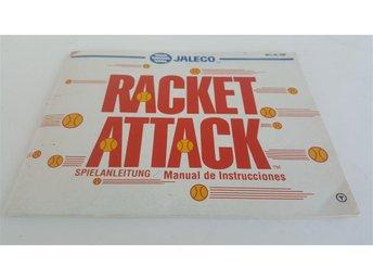 Racket Attack manual ESP - Tollarp - Racket Attack manual ESP - Tollarp