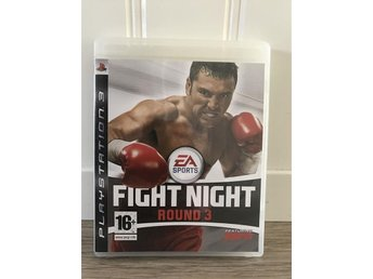 Fight Night Round 3 (PAL) Playstation 3