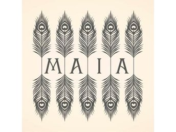 Maia: Wild Waters (CD)