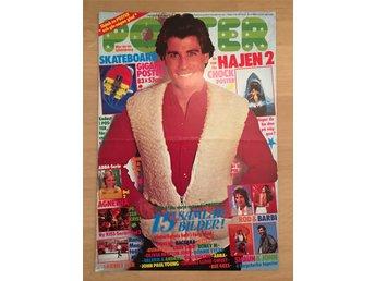 Komplett Tidning Poster Nr 12/1978 - KISS SWEET ABBA mfl - Stockholm - Komplett Tidning Poster Nr 12/1978 - KISS SWEET ABBA mfl - Stockholm
