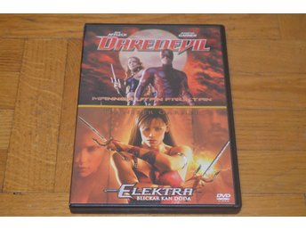 Daredevil / Elektra 2-Disc DVD