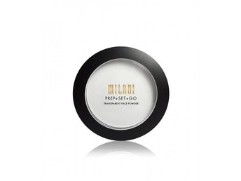 Milani Prep+Set+Go Transparent Face Powder