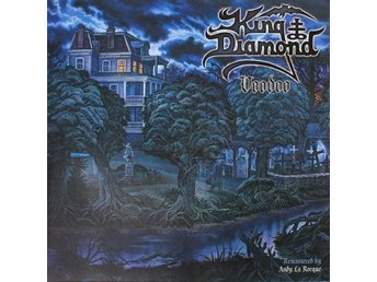 King Diamond -Voodoo DLP with gatefold and large poster