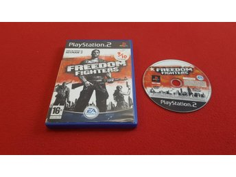 FREEDOM FIGHTERS till Sony Playstation 2 PS2