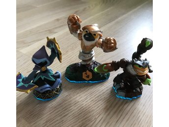 Skylanders Swap force figurer