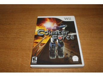 Wii - Counter Force (NTSC) *