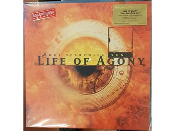 "Life Of Agony ""Soul searching sun""LP"