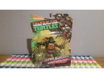 Turtles Super Ninja Raph Retro