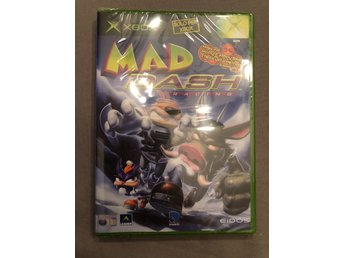 Mad Dash Racing  inplastat Xbox original spel
