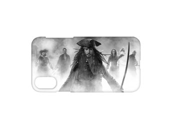 Pirates of the Caribbean Jack Sparrow iPhone XS Max Skal