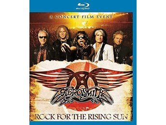 Aerosmith - Rock For The Rising Sun - Blu-ray - NYSKICK
