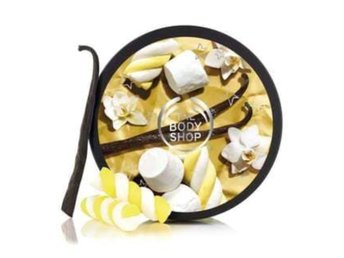 The Body shop vanilla marshmallow body butter 50 ml NY