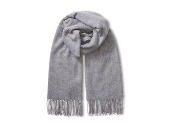 NY Wera halsduk ull grå ullhalsduk Åhléns oanvänd (340130987) ᐈ Köp ... 844f3339cb06b
