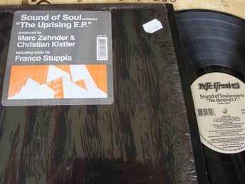 "SOUND OF SOUL - THE UPRISING EP 12"" 1999 TOPPSKICK!"