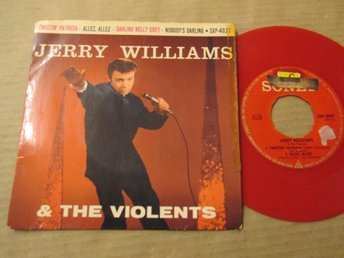 "Jerry Williams ""Twistin Patricia"""