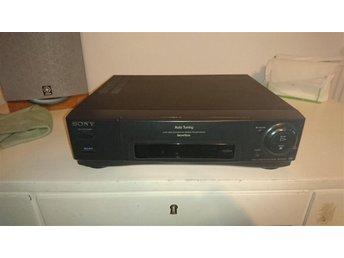 VHS, video spelare, Sony, svart - Kristianstad - VHS, video spelare, Sony, svart - Kristianstad