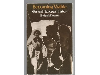 Becoming visible - Women in European history