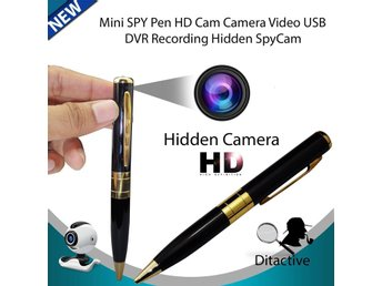 Mini HD USB DV Camera Pen Recorder Security Hidden DVR Video Spy 1280x960