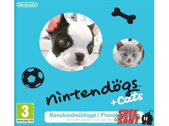 Nintendogs + Cats French Bulldog (Bergsala)