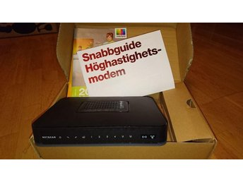 NETGEAR Höghastighetsmodem/router CG3100 Wireless Cable Voice Gateway