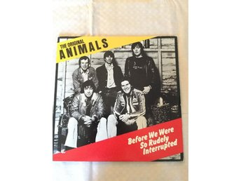 ANIMALS The original-1977 LP