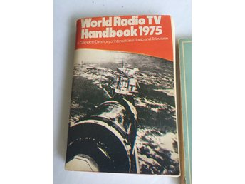 World Radio Tv handbook 1975