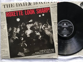 Roxette-Look sharp (1988)