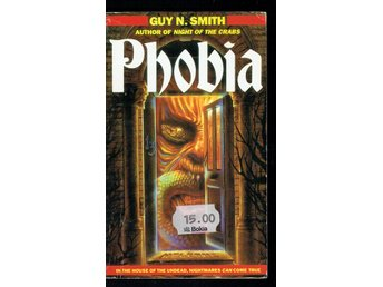 Guy N. Smith - Phobia (På engelska)