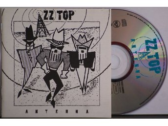 ZZ Top – Antenna – CD