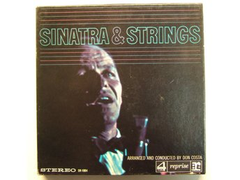 Rullband:SINATRA & STRINGS ARRANGED AND CONDUCTED BY DON COSTA S9-1004